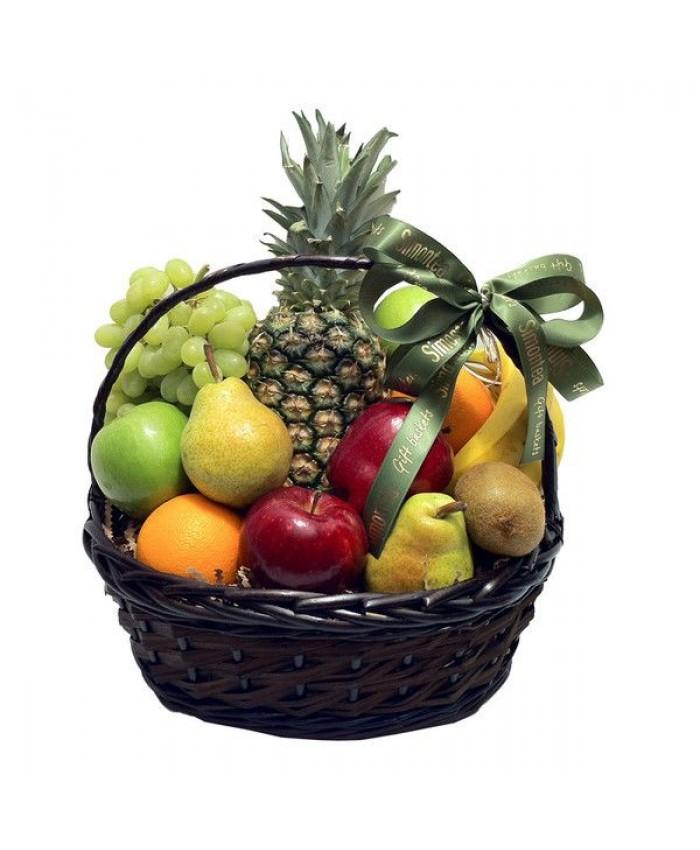 "Корзина с фруктами ""Витамины для тебя"""