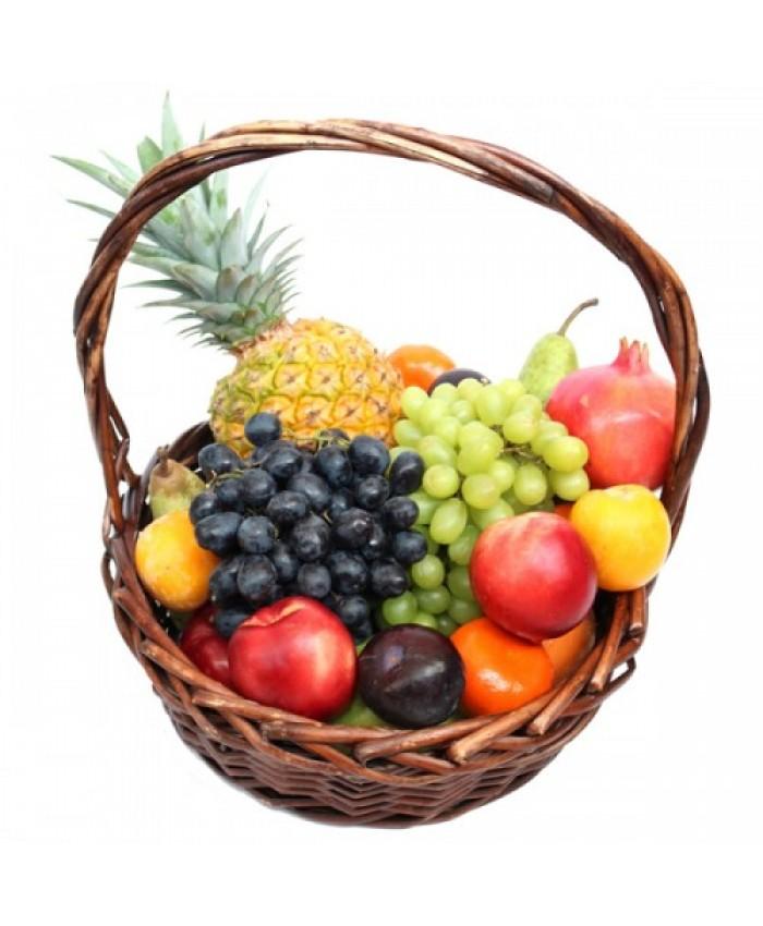 """Корзина с фруктами """"Фруктовый сад"""""""