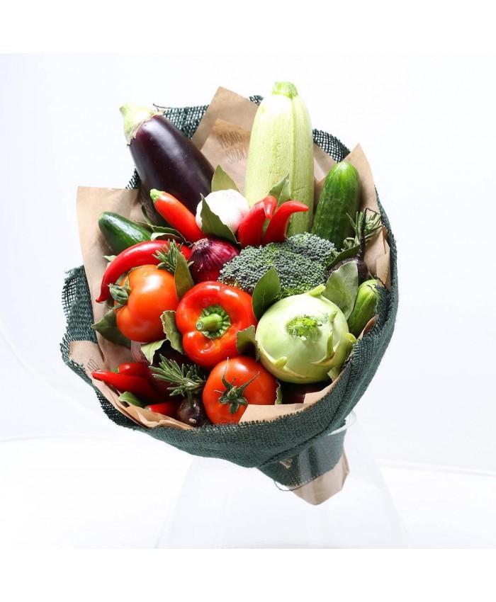 """Букет из овощей  """"Правильный"""""""